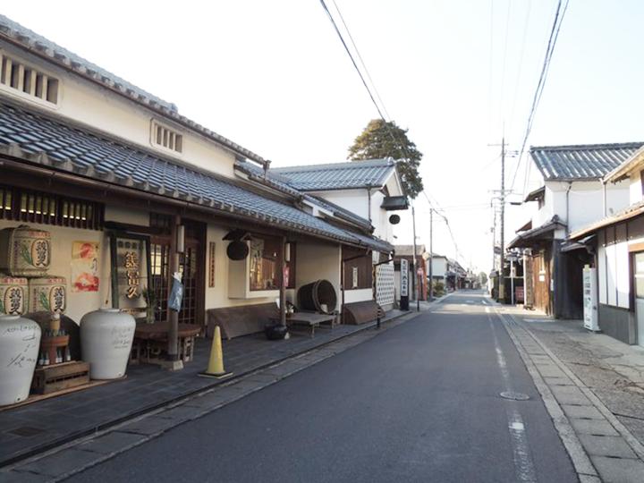 東海道水口宿