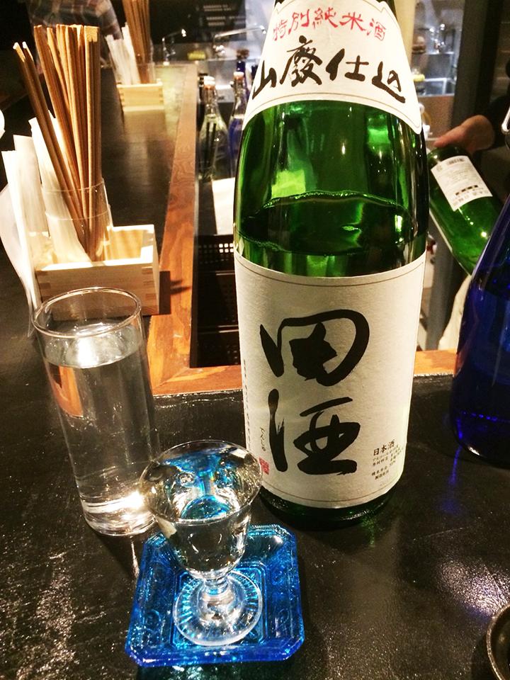 田酒 特別純米山廃仕込み