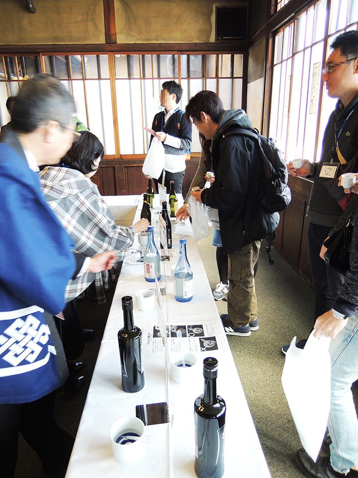 どの日本酒がおいしい?
