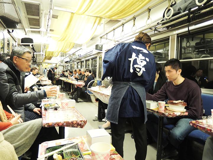近江鉄道 地酒電車2018