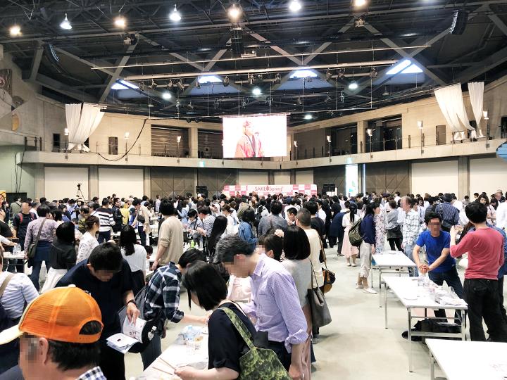 サケスプ京都会場2