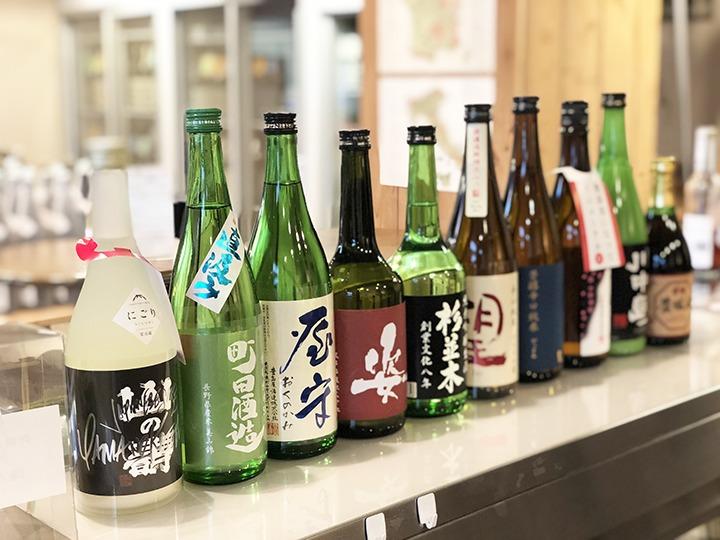 香醸で買える、今飲んで欲しい日本酒