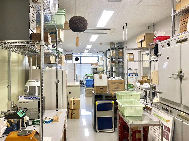 培養・植菌室