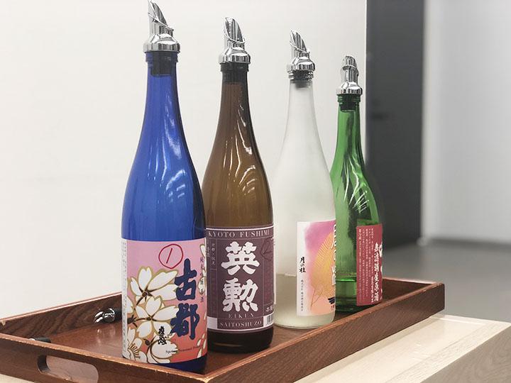 京都独自酵母のきき酒解答