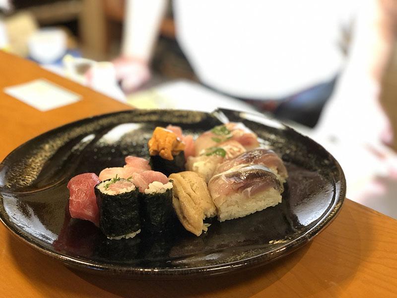 いっしょうの寿司